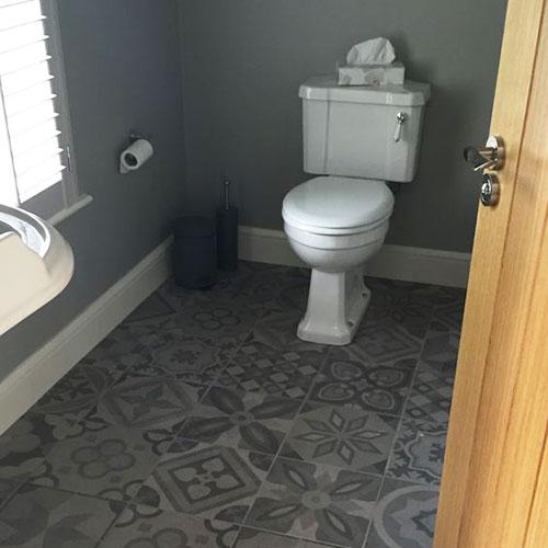 Victorian Bathroom Floor Tiles Copy Mannix Tiles Bathrooms